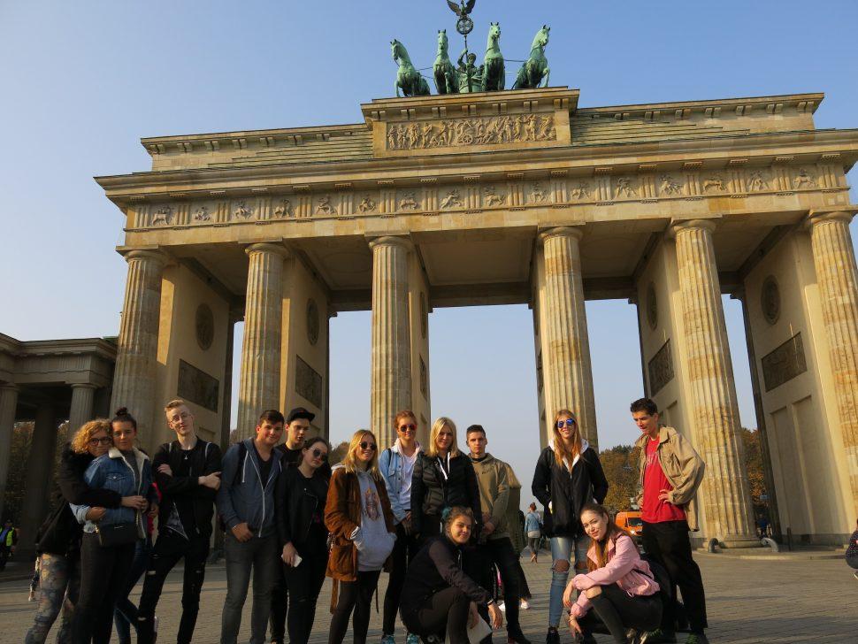 Projekt Berlín – Praha – část 2.