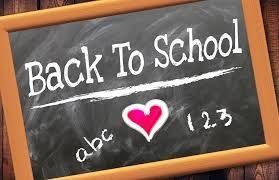 Začátek školního roku 2019/20